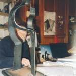 Jorge Oteiza taller